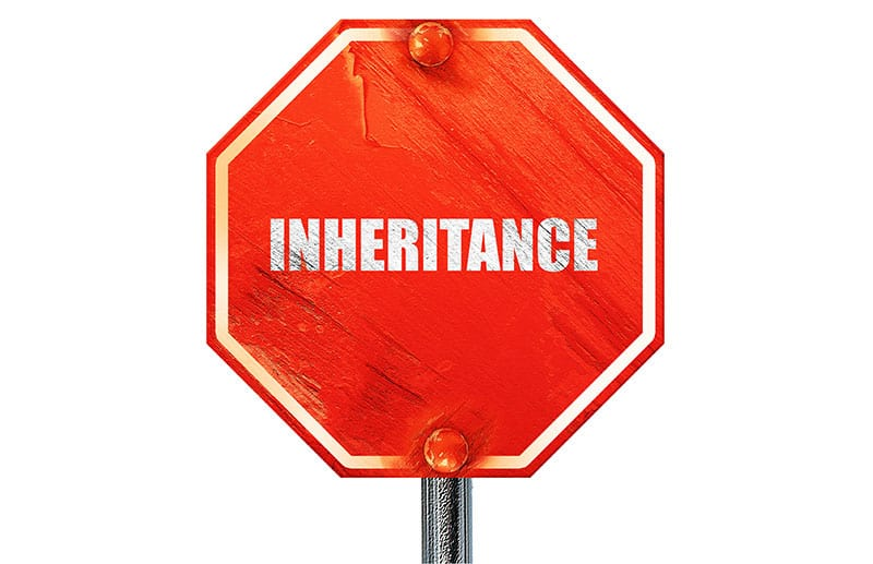 Divorce and Inheritance